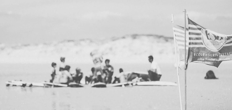 ESB - Plage Ecole Surf Bretagne