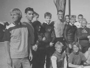 Ecole de surf : les pionniers de la Torche